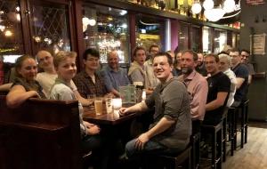 Dinner-with-Paul-Adams-and-Frank-DiMaio