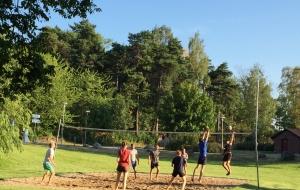 Friday-volleyball