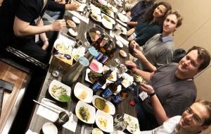 Group-retreat-Seoul-Korea